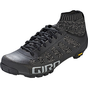 Giro Empire Vr70 Knit Shoes Herre black/charcoal